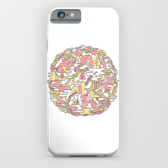 Sun Caves iPhone & iPod Case