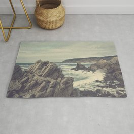 'Sea as far as you can see' Rug
