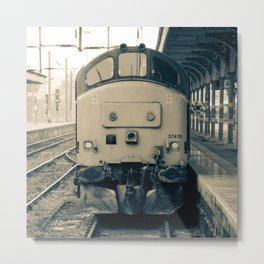 37419 at Norwich Metal Print