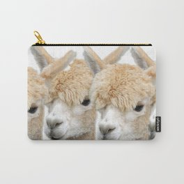 Alpaca Line Up Carry-All Pouch