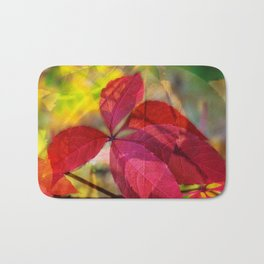 Autumn Rhapsody 2 Bath Mat