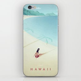 Hawaii iPhone Skin