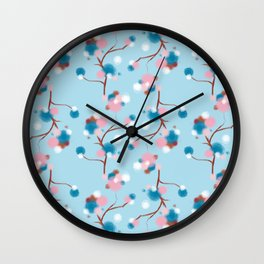 COTTON Wall Clock