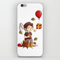 animal crossing iPhone & iPod Skins featuring Animal Crossing by MaliceZ