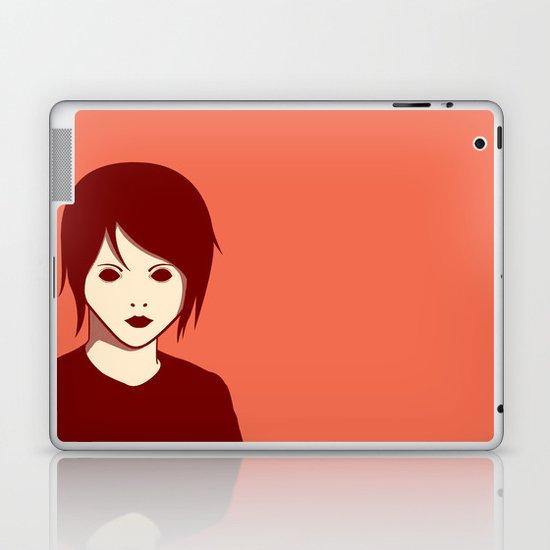 Emo Boy Laptop & iPad Skin