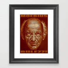 moebius rulezz 2015 Framed Art Print