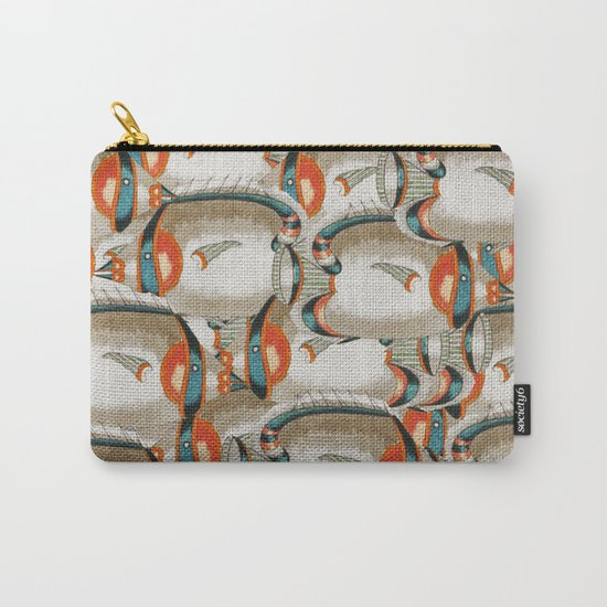 Crowd Fish 4 Carry-All Pouch