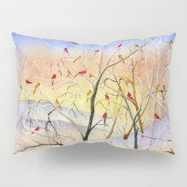 Winter Song Pillow Sham