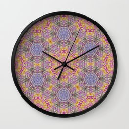 Surrounded By Love Wall Clock