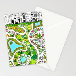 Under(covered)ground Stationery Cards