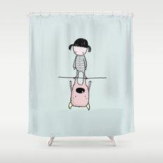Martina/Anitram Shower Curtain