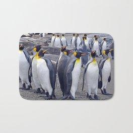 King Penguin Huddle Bath Mat