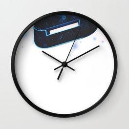 Storm Tech Wall Clock