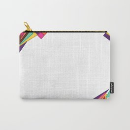 COLOR AND PATTERN Carry-All Pouch