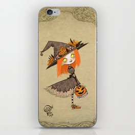 Almost Halloween!!!! iPhone Skin