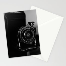 Vintage Analog Kodak Camera Close-up | Black & White | Product Photography | Fine Art Photo Print Stationery Cards
