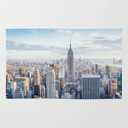New York city - Manhattan Rug