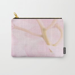 Pastel Pink Orchid Flower Branch #decor #society6 #homedecor Carry-All Pouch