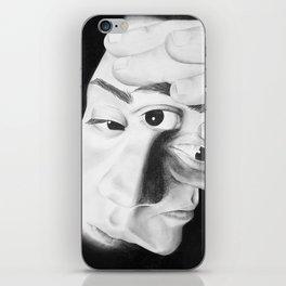 Frayed iPhone Skin