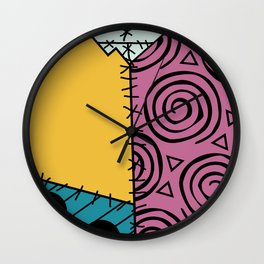 Silly Sally Wall Clock