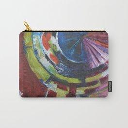 Kaleidoscope, original artwork, 24 X 30 Carry-All Pouch
