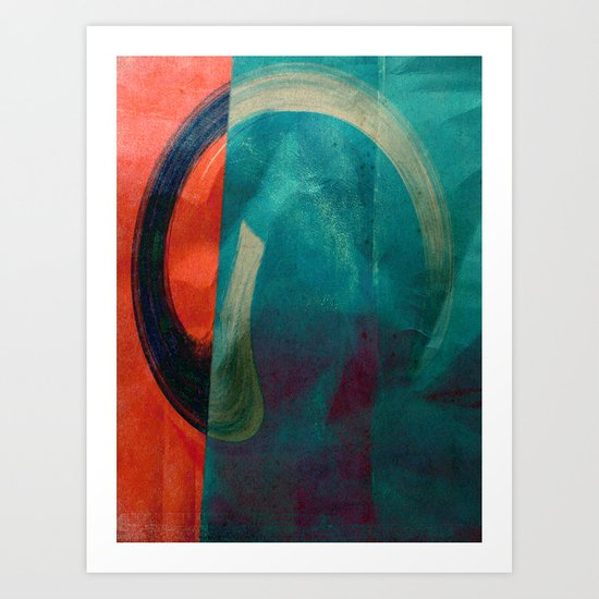 Deceive Art Print