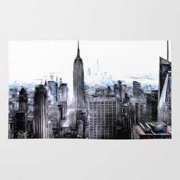Manhattan Art Rug