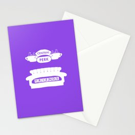FRIENDS - CENTRAL PERK Stationery Cards