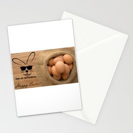 Not my offspring Stationery Cards