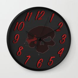 McCree Clock Wall Clock