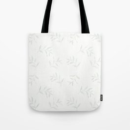 Airy Watercolor Vine By Journey Home Made Tote Bag