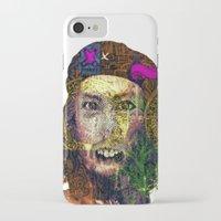 che iPhone & iPod Cases featuring Che by JosephusBartin