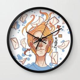 Inbox Wall Clock