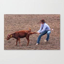 Rodeo Wyatt Canvas Print
