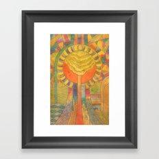 Eden 2 Framed Art Print