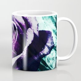 purple violet rose Coffee Mug