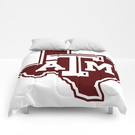 Texas A & M Comforters