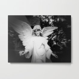 Cooper Angel Metal Print