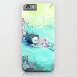 Sea Mermaid iPhone Case