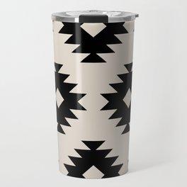 Southwestern Pattern 541 Travel Mug