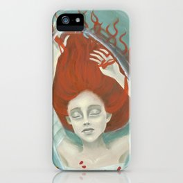 Perfume- Print Version iPhone Case