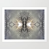 : light :  Art Print
