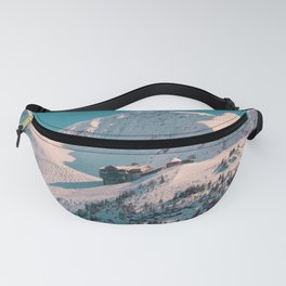 Mt. Alyeska Ski Resort - Alaska Fanny Pack