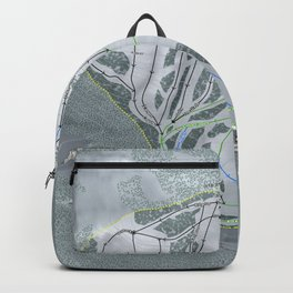 Warner Canyon Resort Trail Map Backpack