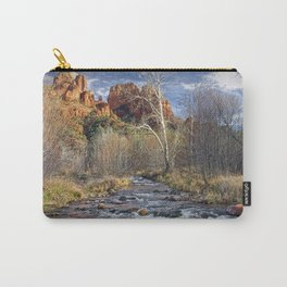 Cathedral Rock in Sedona Arizona Carry-All Pouch