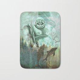 Buddha´s playground Bath Mat