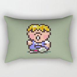 Pokey Minch - Earthbound/Mother 2 Rectangular Pillow