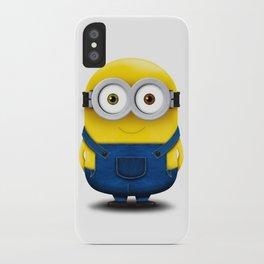 Minion BOB iPhone Case