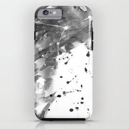 Sunset BW iPhone Case