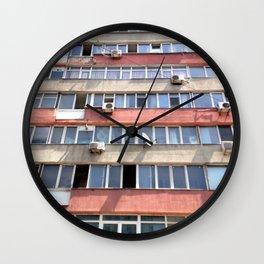 Bucharest #2 Wall Clock